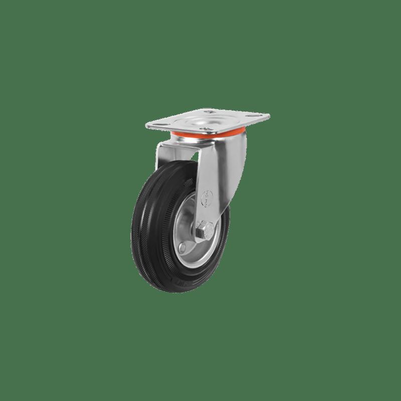 Промышленное поворотное колесо EM01 SPR 80