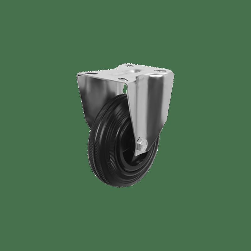 Промышленное неповоротное колесо EM02 MKR 100