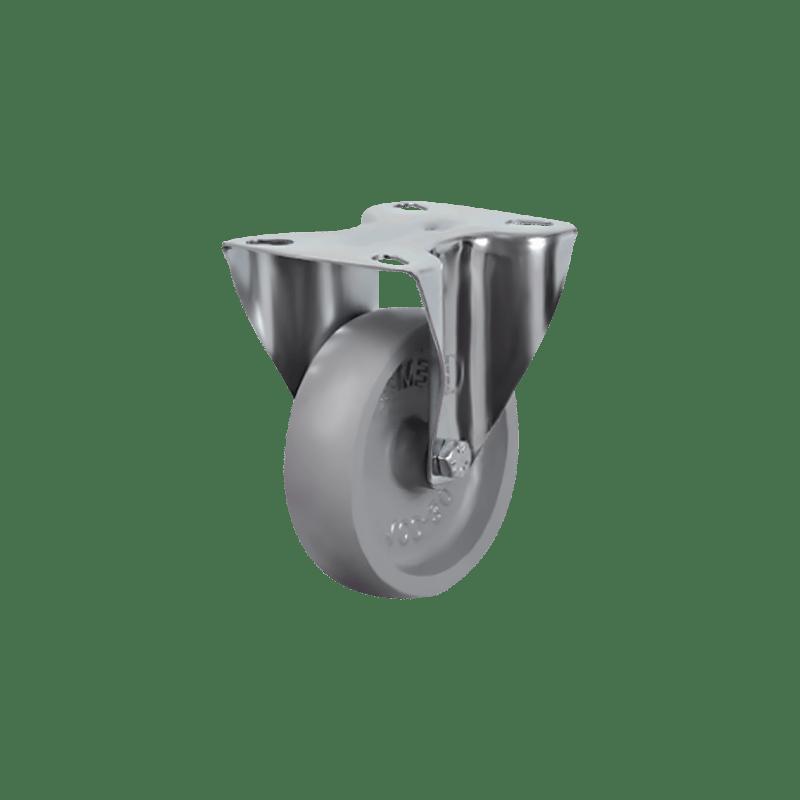 Термостойкое неповоротное колесо EM02 VKV 100