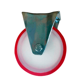 Полиуретановое неповоротное колесо FNP 55