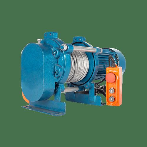 Лебедка электрическая KCD 500-70 (380)