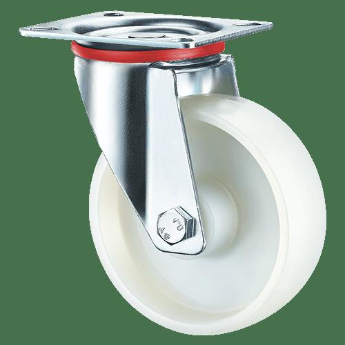 Нейлоновое поворотное колесо SRCn 63
