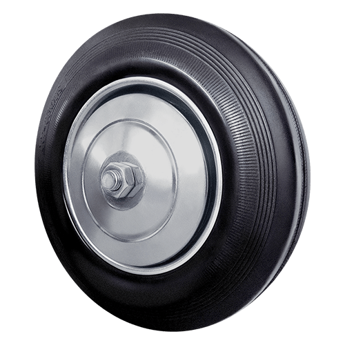 Аппаратное поворотное колесо под болт SChg 25