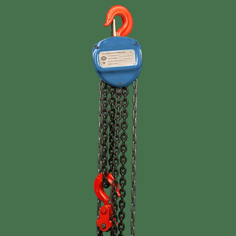 Таль ручная цепная GEARSEN HSZ-C 2 т, 12 м
