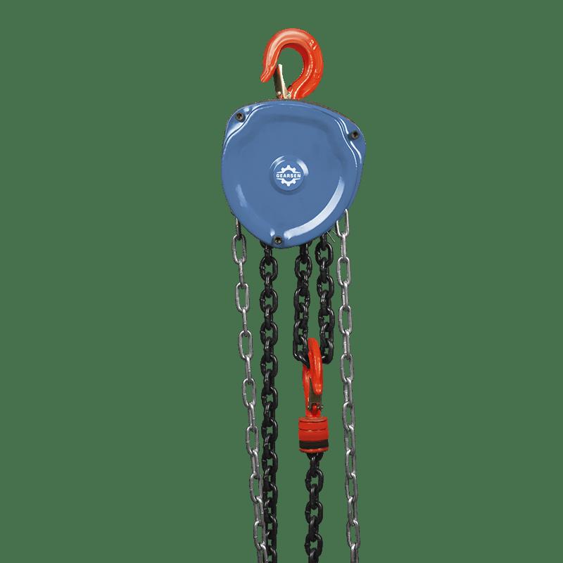 Таль ручная цепная GEARSEN HSZ-C 1 т, 6 м
