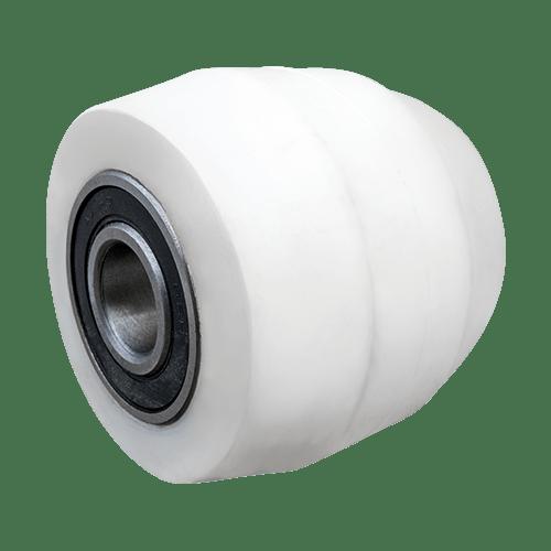 Нейлоновый ролик с подшипником нейлон 80×60
